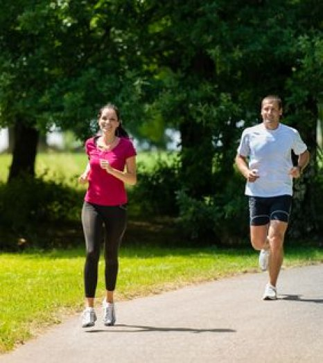 online dating for runners